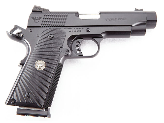 Wilson Combat Carry Comp Professional pistol right profile
