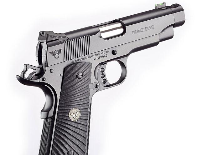Wilson Combat Carry Comp Professional pistol hammer