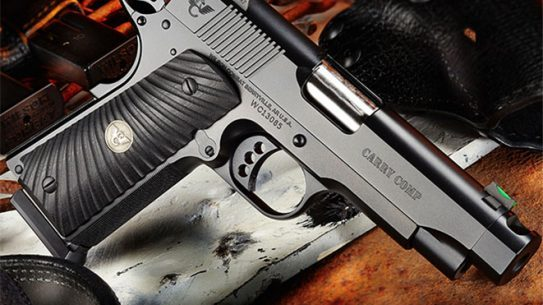 Wilson Combat Carry Comp Professional pistol right side