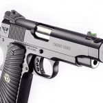 Wilson Combat Carry Comp Professional pistol angle