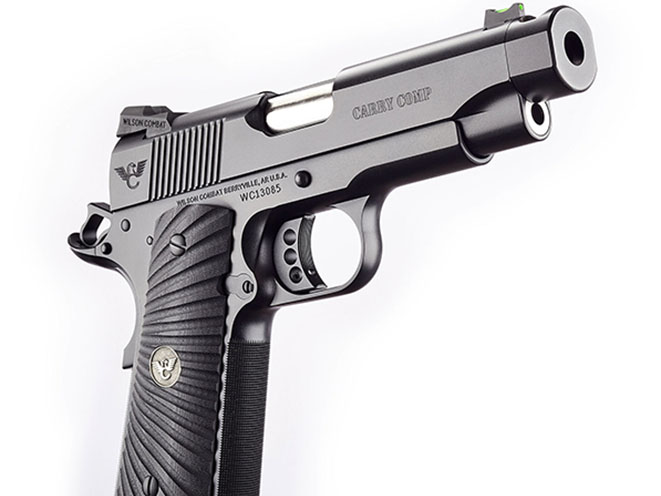 Wilson Combat Carry Comp Professional pistol right