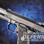 Wilson Combat EDC X9 slide racked pistol