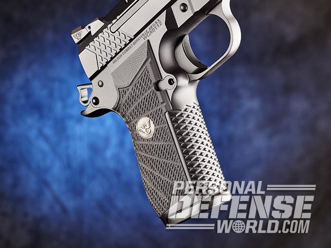 Wilson Combat EDC X9 pistol grip