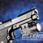 Wilson Combat EDC X9 pistol light