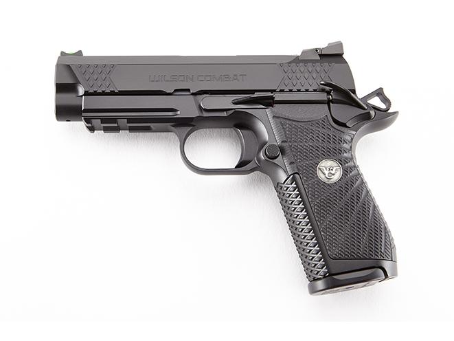 Wilson Combat EDC X9 pistol left side