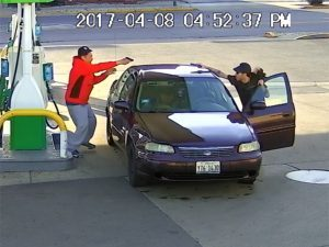 ronald morales gas station armed citizen shooting