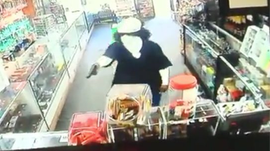 fairfield robber fake gun