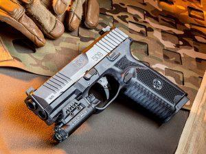 FN 509 pistol lead