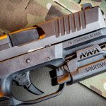 FN 509 pistol rail