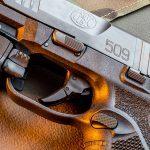 FN 509 pistol trigger