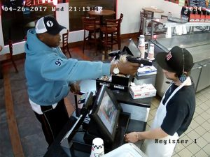 jimmy john's armed robbery
