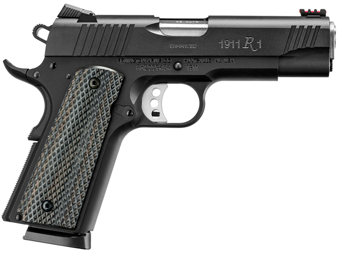 Remington 1911 pistol R1 Ultralight Commander