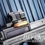 B&T USW pistol carbine aim point sight