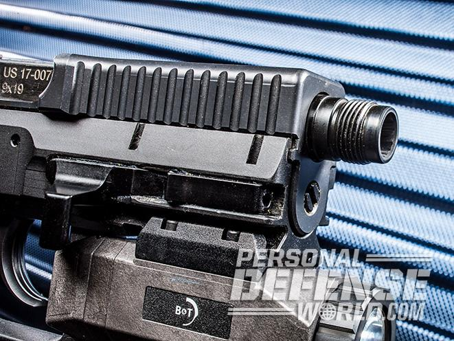 B&T USW pistol carbine barrel
