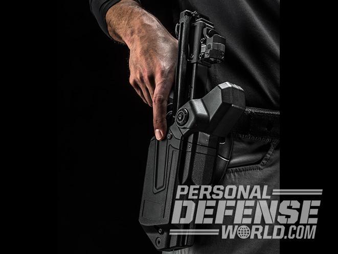 B&T USW pistol carbine holster