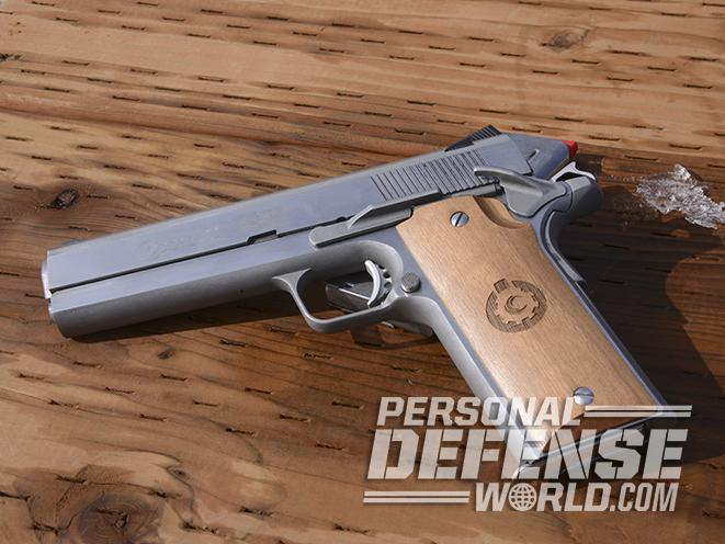 Instant Classic: Wringing Out the Coonan Classic 1911 in  357 Magnum