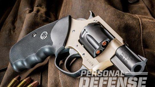 Undercover Lite Earthborn revolver