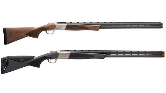 Cynergy CX shotguns