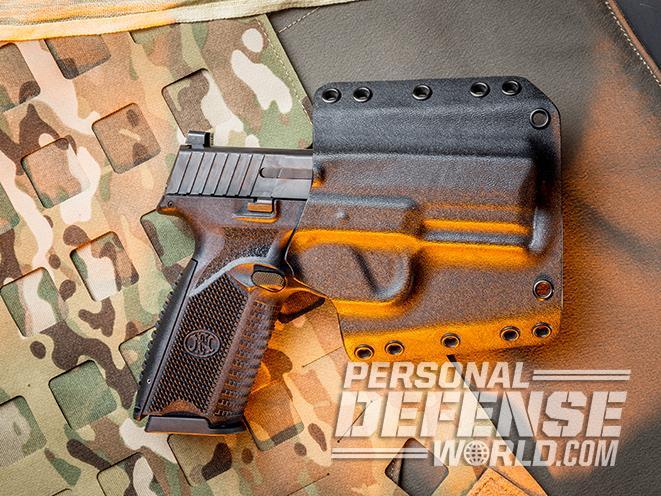 FN 509 pistol holster