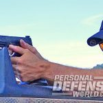 FN 509 pistol test fire