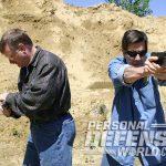 gun handling range