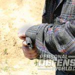 gun handling pointing gun