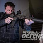 home defense carbine aiming