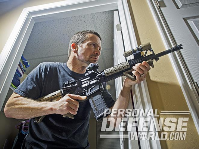 home defense carbine defense