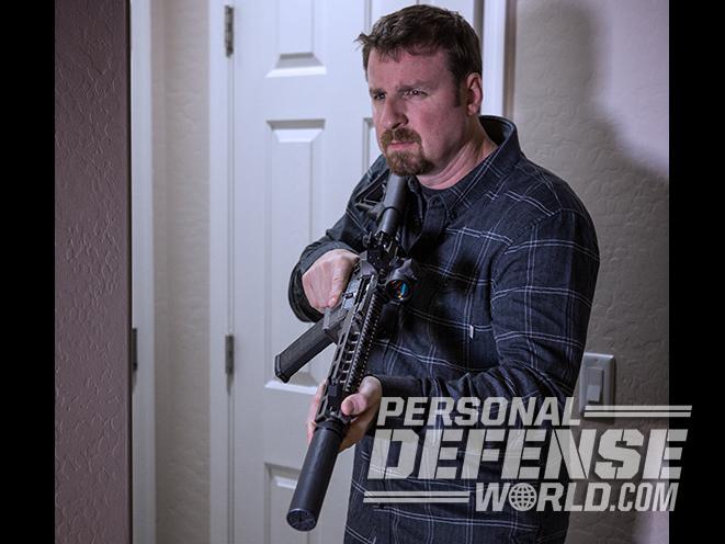 home defense carbine home invasion