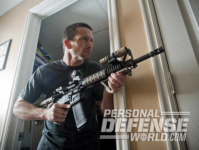 home defense carbine pros and cons