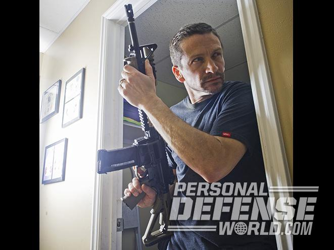 home defense carbine training