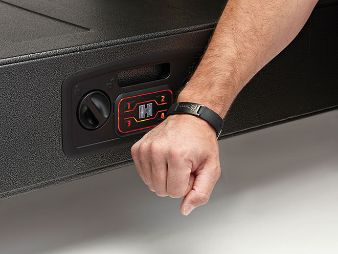 self defense gear Hornady RAPiD Safe AR Gunlocker