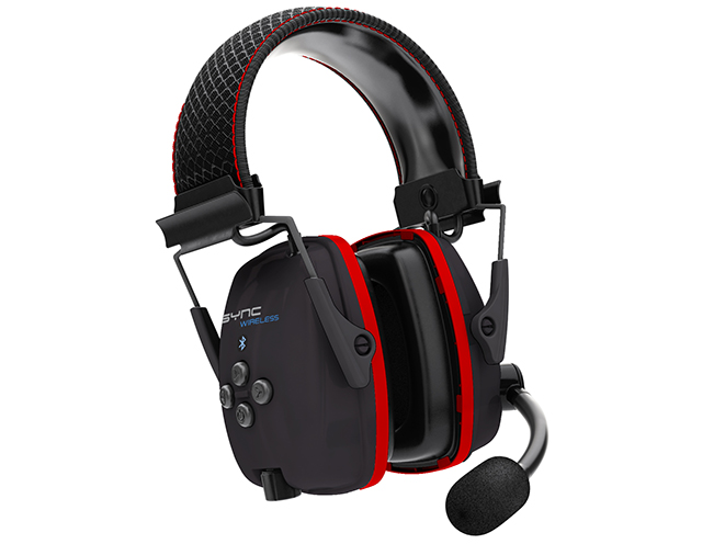 self defense gear Howard Leight Sync Wireless Earmuffs