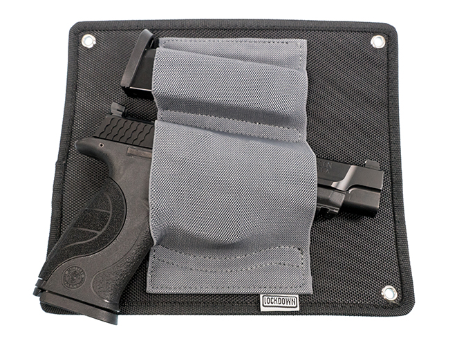 self defense gear Lockdown Under Desk Holster