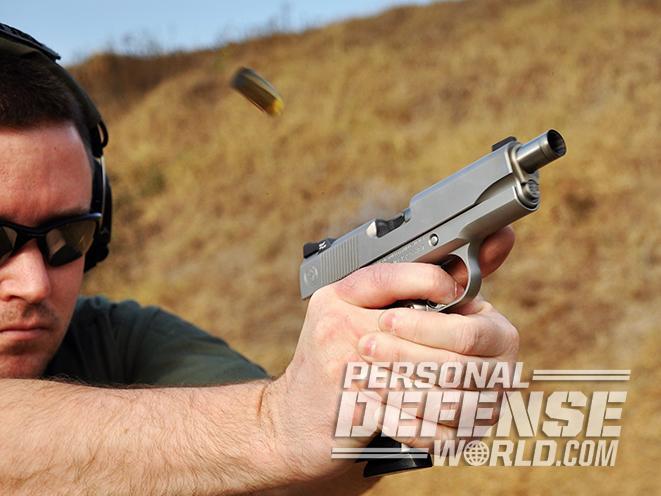 Nighthawk Kestrel gun test