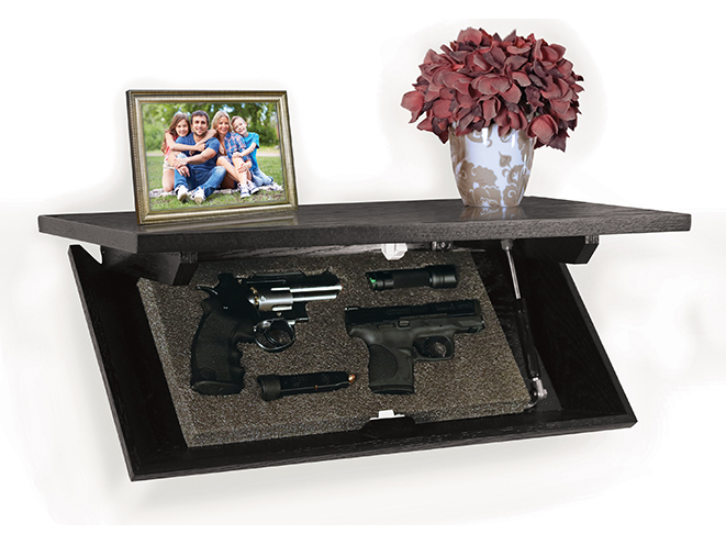 "self defense gear PS Products 24"" Concealment Shelf"