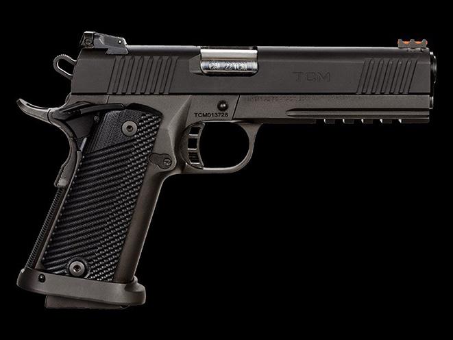 Rock Island Armory TCM TAC Ultra FS HC 1911 pistol