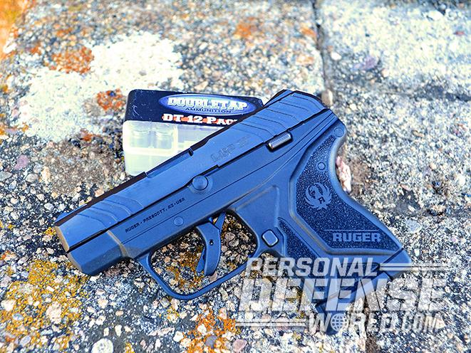 Ruger LCP II pistol ammo