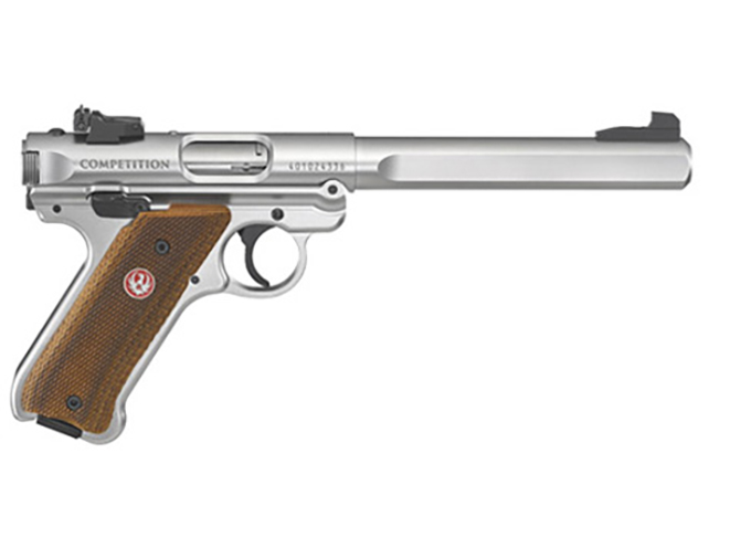 Ruger Mark IV Competition pistol