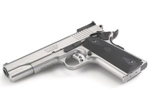 Ruger SR1911 10mm left angle