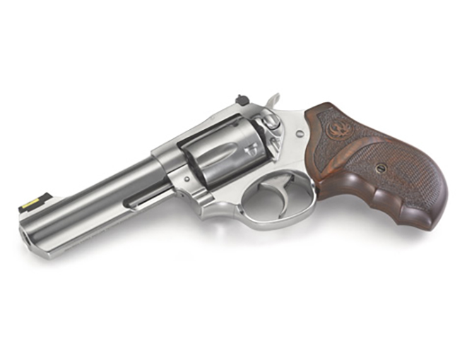 Ruger SP101 Match Champion revolver left side