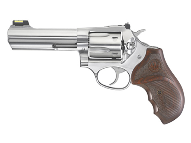 Ruger SP101 Match Champion revolver left profile