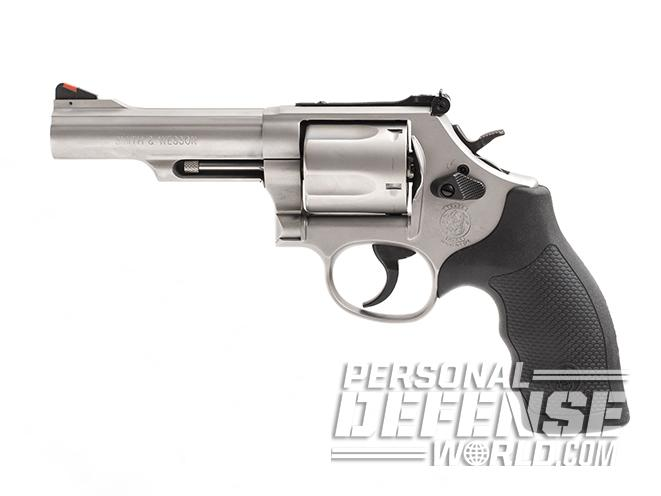S&W Model 69 revolver left profile