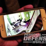 Safe Room surveillance camera