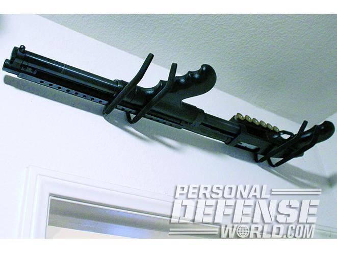 Safe Room shotgun