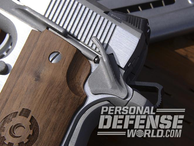 Coonan Classic 1911 safety