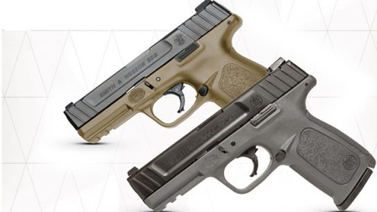 Smith & Wesson SD Pistol series