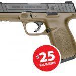 Smith & Wesson SD9 pistol