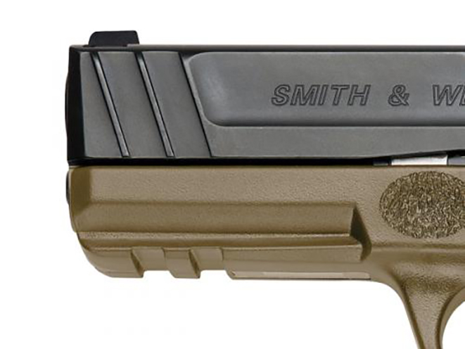 Smith & Wesson SD Flat Dark Earth front sight