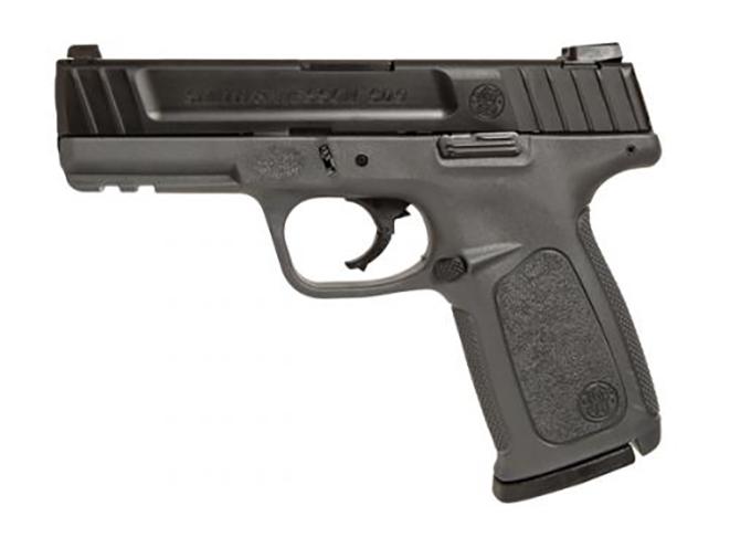 Smith & Wesson SD9 gray frame pistol